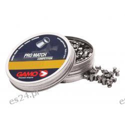 Śrut Gamo Pro Match 4,5 mm 250szt Pozostałe