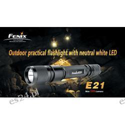 Latarka Fenix E21 R2 Teleskopy