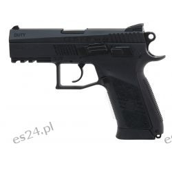Wiatrówka CZ 75 P-07 Duty Blow Back 4,5 mm Teleskopy