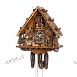Zegar z kukułką No. 8635T  Zegary