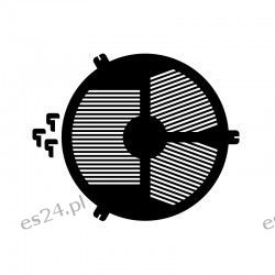 "Maska Bahtinova Delta Optical dla teleskopów Celestron SCT 14"" (356mm)  Fotografia"