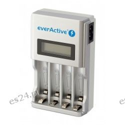 Ładowarka akumulatorków Ni-MH / Ni-Cd EverActive NC-450  Fotografia