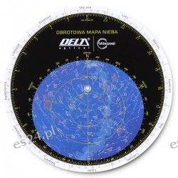 Obrotowa Mapa Nieba Delta Optical  Fotografia