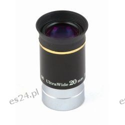 Okular Sky-Watcher WA 20 mm 66°  Fotografia