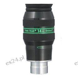 Okular Tele Vue Delos 14 mm Fotografia