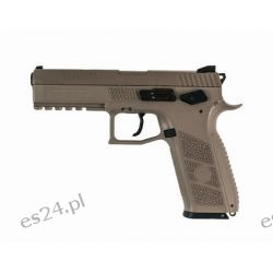 Wiatrówka CZ P-09 CO2 GBB 4,5 mm Flat Dark Earth (18525)