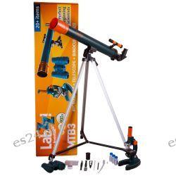 Zestaw Levenhuk LabZZ MTB3 z mikroskopem, teleskopem i lornetką Fotografia
