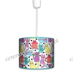 Lampa wisząca Kotki Lampy