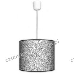 Lampa wisząca Domki Lampy
