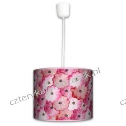 Lampa wisząca Wycinane kwiatki Lampy