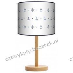 Lampa stojąca Kotwica Regały i półki