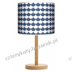 Lampa stojąca Łuska Blue Lampy