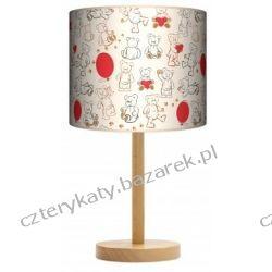 Lampa stojąca Misie Pufy