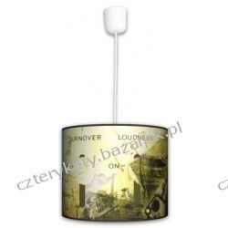 Lampa wisząca Music Lampy