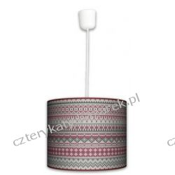Lampa wisząca Pleciony sweter Lampy