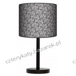 Lampa stojąca Black Roses Lampy