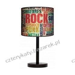 Lampa stojąca Rock Lampy