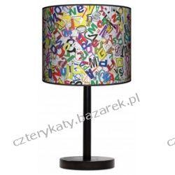 Lampa stojąca Litery Lampy