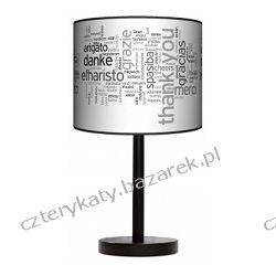 Lampa stojąca Words Szafy