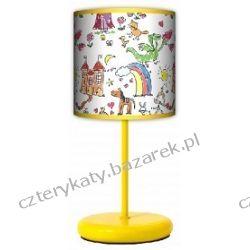 Lampa stojąca eko Bajka Pojemniki na zabawki
