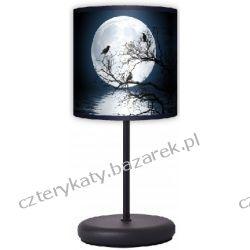 Lampa stojąca eko Moon Pufy