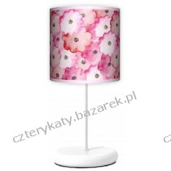 Lampa stojąca eko Wycinane kwiaty Lampy