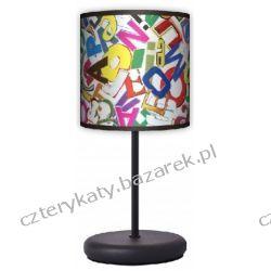 Lampa stojąca eko Litery Lampy