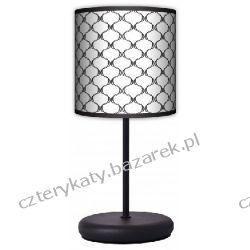 Lampa stojąca eko Wzór