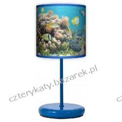 Lampa stojąca eko Pod wodą