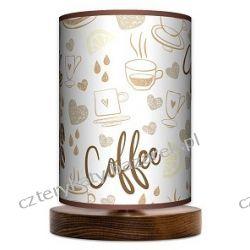 Lampa stojąca mała Coffee time Grzejniki