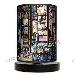 Lampa stojąca mała New City Grzejniki
