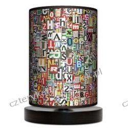 Lampa stojąca mała Wycinanka Wyposażenie