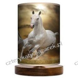 Lampa stojąca mała Horses Regały i półki