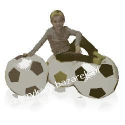 Pufa Piłka Footbolowa L Dom i Ogród