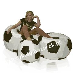 Pufy Piłki Footbolowe XXXL+XXL+L Dom i Ogród