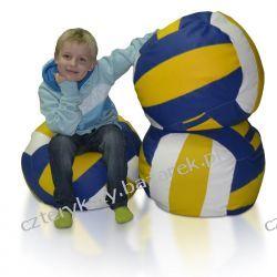 Pufa piłka Volleyball  L Dom i Ogród