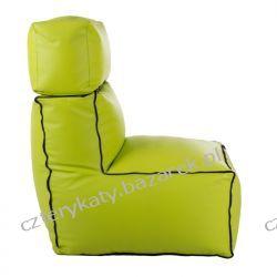 Fotel Zipper+zagłówek