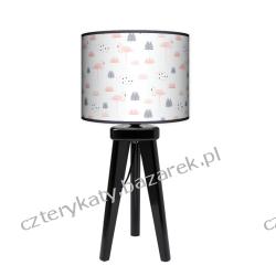 Lampa trójnóg mała Flamingi Wyposażenie