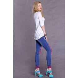 Spodnie, jeansy damskie, - XS, S, L