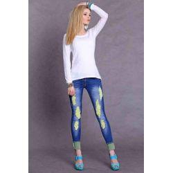 Spodnie, jeansy damskie - XS, XL