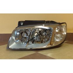 Reflektor lewy lampa lewa Hyundai Matrix 06-08