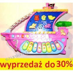 pianinko organki statek głosy zwierząt