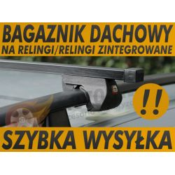 DAEWOO NUBIRA 1997-2003 / Bagażnik dachowy na dach