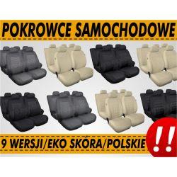 SKODA FABIA OCTAVIA I II POKROWCE SAMOCHODOWE KPL