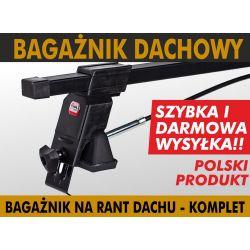 SKODA FABIA II 2008-2014 SEDAN/HB Bagażnik dachowy