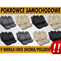 FORD FIESTA FOCUS FUSION POKROWCE SAMOCHODOWE KPL