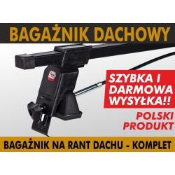 SKODA OCTAVIA 2 MKII 2004-2012 Bagażnik dachowy