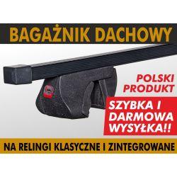 SKODA FABIA I II 00-07 / Bagażnik dachowy na dach