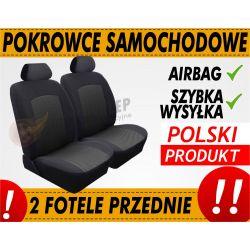 VOLKSWAGEN VW / JETTA POLO pokrowce na przody 1+1