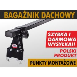 SKODA OCTAVIA 1 1997-2010 Bagażnik dachowy na DACH